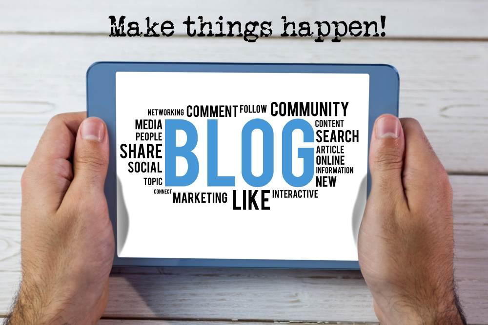 Blogs bieten Unternehmen eine Vielzahl an Vorteilen