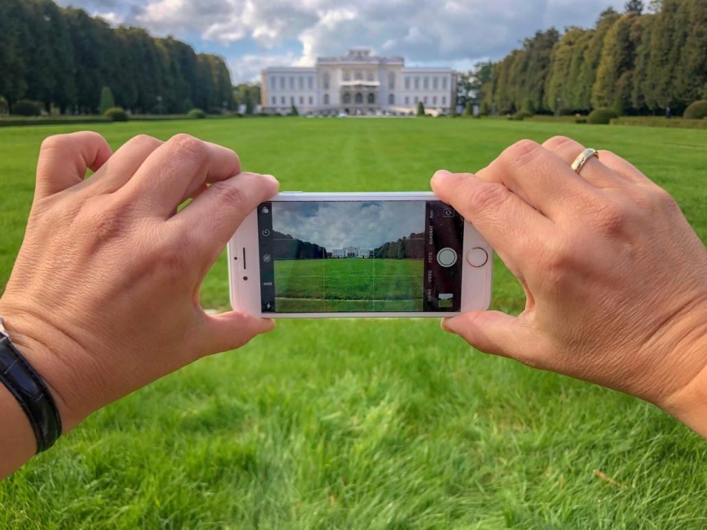 workshop fotografieren mit dem Smartphone