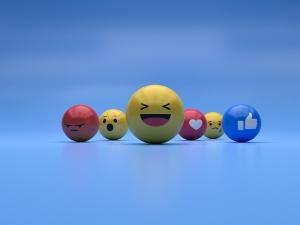 Verwendung von Emojis