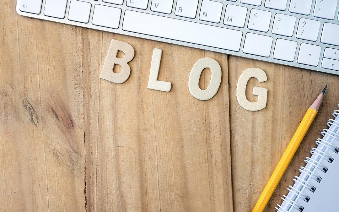 Der Unternehmensblog